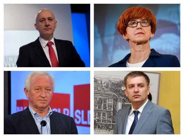 Czworo zwycięzców wyborów do Parlamentu Europejskiego w okręgu nr 13 obejmującym województwa lubuskie i zachodniopomorskie