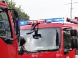 Wichury w Krakowie. Ponad 100 interwencji strażaków, powalone drzewa