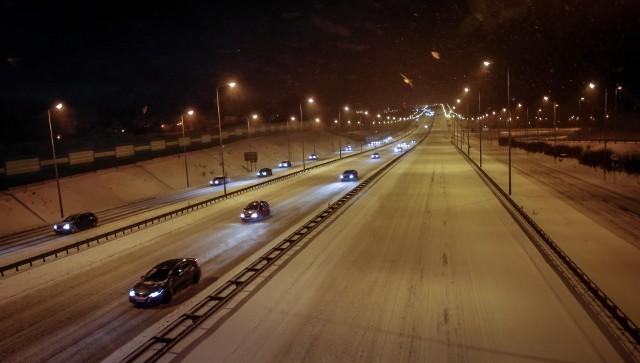 W nocy z 9 na 10 stycznia 2020 r. opady deszczu ze śniegiem i mokrego śniegu przy ujemnych temperaturach będą zamarzać