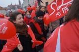Rusza akcja Szlachetna paczka. Marsz wolontariuszy (zdjęcia, wideo)