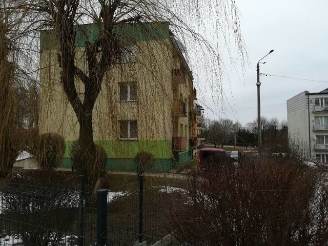 Zwłoki 57-latka znaleziono w jednym z mieszkań w Kościerzynie
