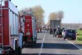 Tragiczny wypadek w Słowinie. Kierowca ciężarówki, który spowodował wypadek odzyskał wolność. Wpłacono poręczenie majątkowe