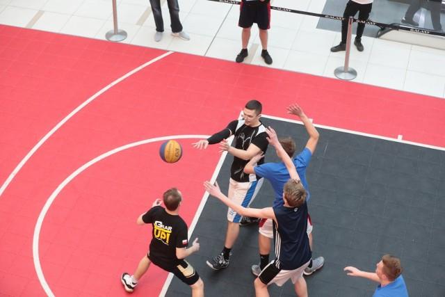 Finałowy turniej Zachodniopomorskiej Ligi Koszykówki w wersji 3x3