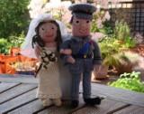 William i Kate z włóczki. Rodzina królewska zrobiona na drutach [zdjęcia]