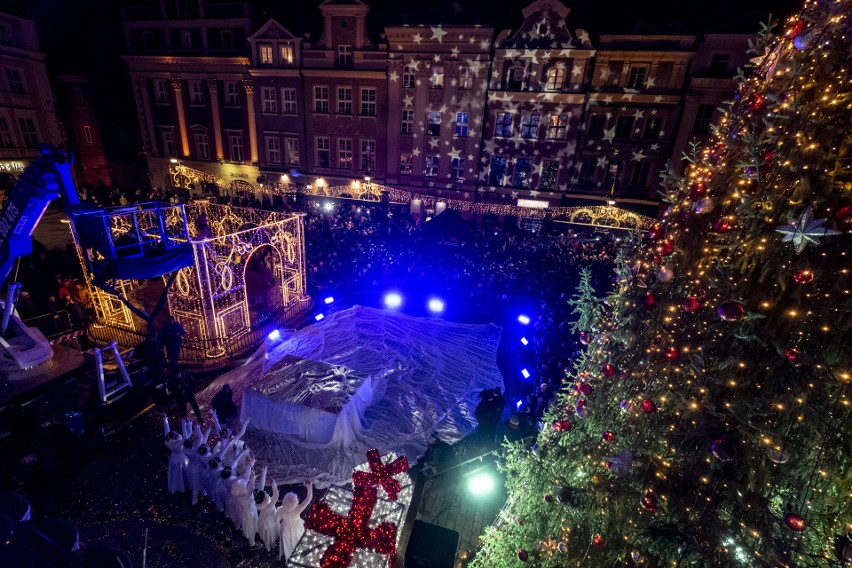 Od 30 listopada na Starym Rynku będzie sporo atrakcji!...
