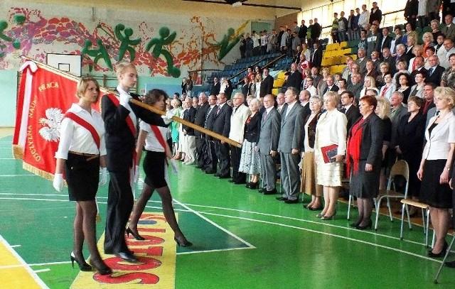Zespół Szkół Zawodowych nr 3 w Starachowicach obchodził 50-lecie istnienia