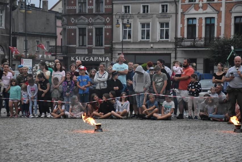 Fireshow Teatru Arta Foc z Torunia i Grupy HiFly w...