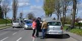 Potrącenie rowerzystki w Tczewie [ZDJĘCIA]