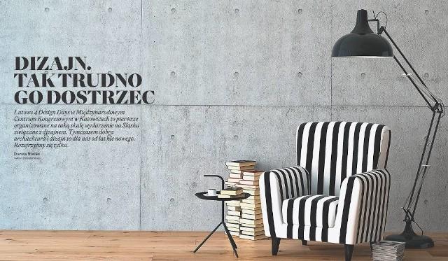 W czwartek rozpoczyna się 4 Design Days w MCK w Katowicach