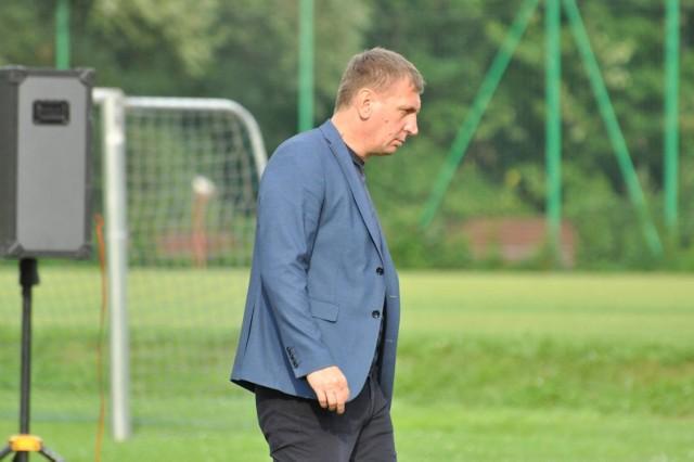Trener Kamil Kiereś wierzy, że Górnik Łęczna sobie poradzi