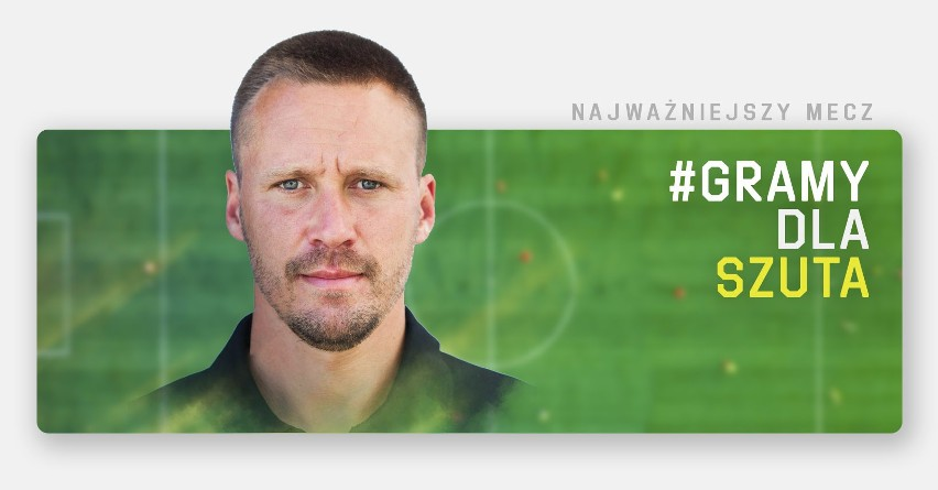 Marek Szutowicz gra najważniejszy mecz. Były piłkarz Lechii i trener Jaguara walczy z nowotworem. Piłkarze przekazują koszulki na licytację