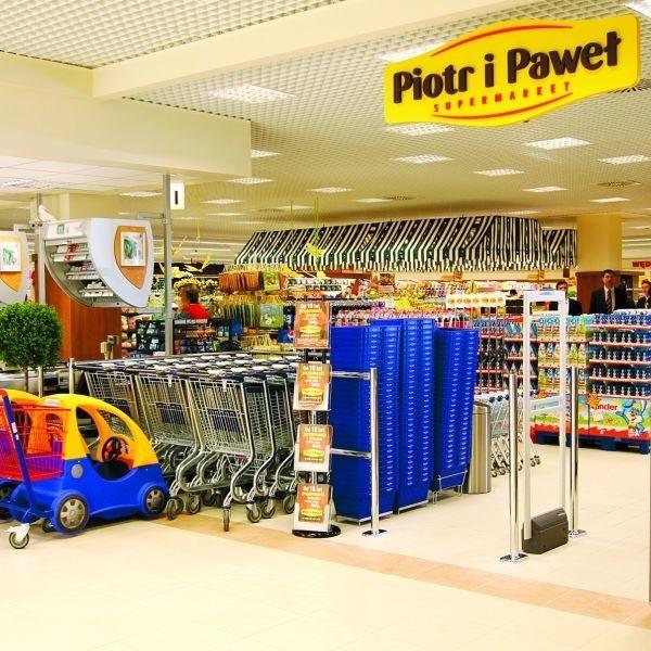 """Sklep """"Piotr i Paweł"""" ma być otwarty jeszcze w tym roku. To kolejny wielki market, który powalczy o pieniądze białostoczan"""