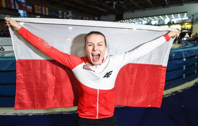 Natalia Maliszewska zna już smak złotego medalu na mistrzostwach Europy. Teraz marzy o takim krążku na lodzie w Gdańsku