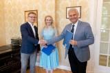 Uniwersytet Szczeciński i Północna Izba Gospodarcza podpisały umowę o współpracy