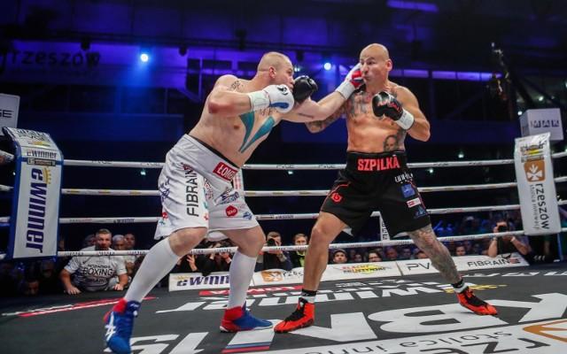 Pojedynek Artura Szpilki z Łukaszem Różańskim odbył się w rzeszowskiej hali na Podpromiu