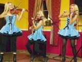 Piękne i utalentowane trojaczki z Żagania podbiły USA