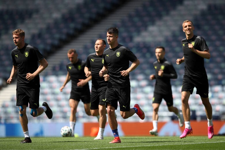 Szkocja - Czechy 14.06.2021 r. Dwa gole Schicka i Czesi wygrali. EURO 2020. Kto zrobi krok w kierunku awansu? Wynik meczu, na żywo, RELACJA