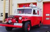 Zabytkowy wóz strażacki z 1959 r. na licytacji WOŚP w Bielsku-Białej
