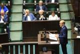 Sejm [TRANSMISJA NA ŻYWO] Burzliwa debata nad wotum nieufności dla Błaszczaka. Wniosek PO odrzucony