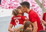 Robert Lewandowski po raz drugi został ojcem. Na świat przyszła druga córka snajpera Bayernu Monachium