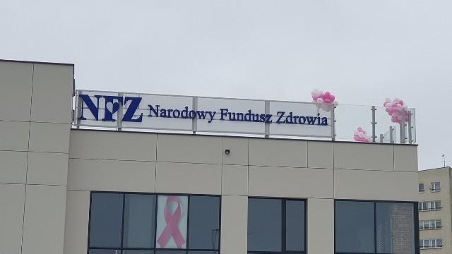Z okazji Dnia Kobiet opolski NFZ zachęca Opolanki do zrobienia badań mammograficznych i cytologii