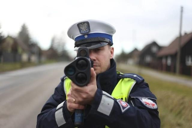 Poznaj na zdjęciach Google Maps miejsca w których można spotkać policjantów z drogówki.