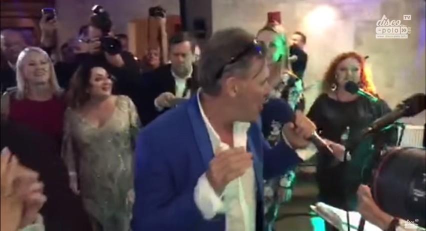 Wesele syna Zenka Martyniuka. Zdjęcia z hucznego wesela Daniela Martyniuka. Przyjęcie za milion złotych i znana gwiazda! (FOTO, VIDEO)