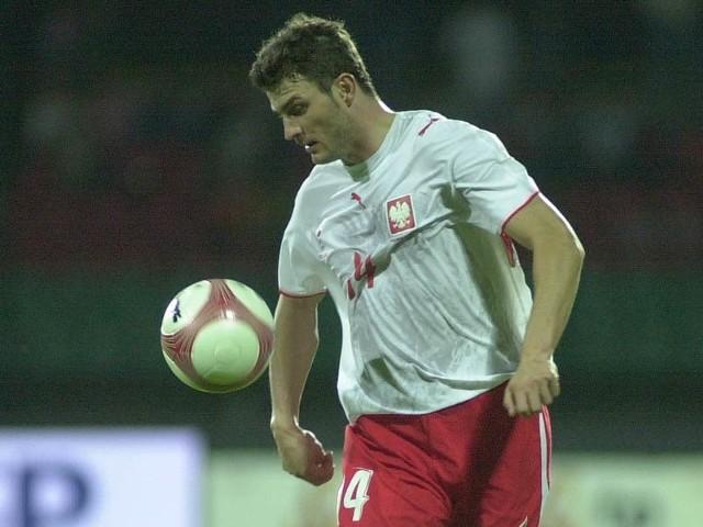 Pojedynek przeciwko Grecji będzie dla Michała Żewłakowa ostatnim meczem w biało-czerwonych barwach.
