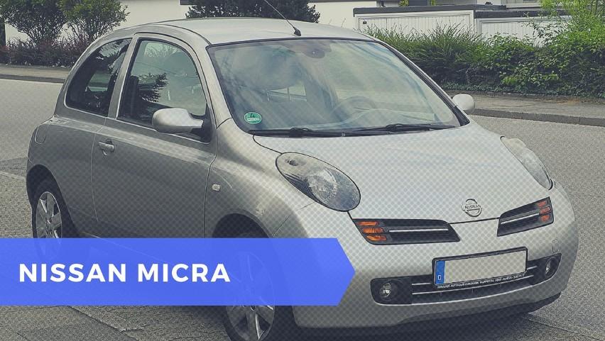 #3 Nissan Micra II (1992 – 2002) i III (2003 – 2010)...