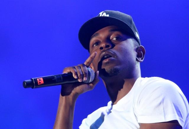 Koncert Kendricka Lamara podczas festiwalu w Gdyni w 2013 roku.