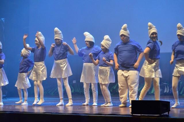 W ostatnich latach uczniowie specjalnych szkół i przedszkoli prezentują się na scenie CK Zamek. W tym roku swoje umiejętności artystyczne zaprezentuje ponad 180 uczestników