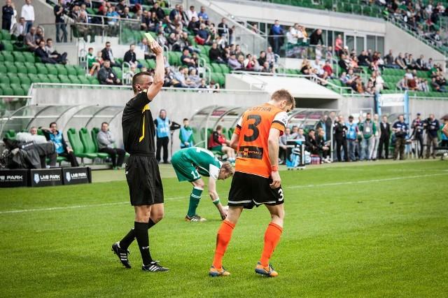Jarosław Przybył poprowadzi finał Pucharu Polski