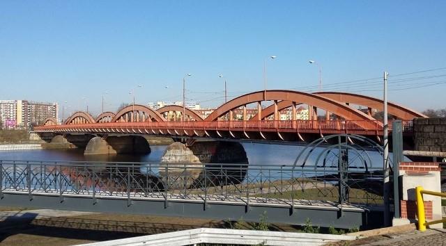 Można rozpocząć projektowanie przebudowy Mostów Trzebnickich we Wrocławiu.