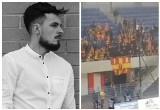 Kibic Jagiellonii Białystok spadł z trybuny w Gliwicach. Trwa zbiórka pieniędzy dla 22-letniego Patryka z Hajnówki (16.11.2019 r.)