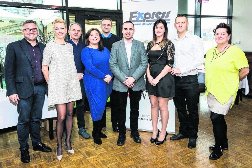 Zwycięzcy Plebiscytu Na ślubnym Kobiercu Express Bydgoski