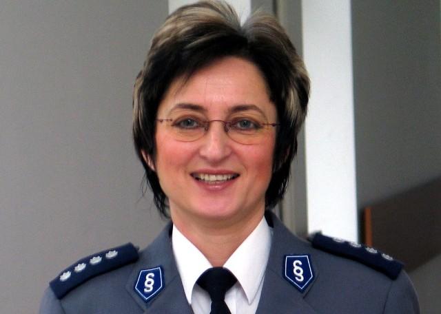Nadkom. Marzena Solochewicz-Kostrzewska, oficer prasowy KM Policji w Grudziądzu: - Nie chodzi o to, żeby wpadać w panikę czy obsesję i w każdym widzieć złodzieja, ale trzeba uważac, kogo wpuszcza się do klatki schodowej.