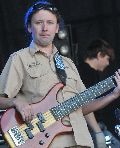 Basista Grzegorz Sylwestrzak