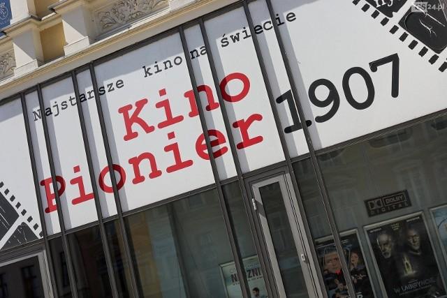 Szczecińskie kino Pionier