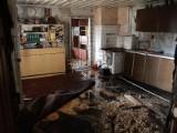 Po pożarze. Dzieci z Niewodnicy Kościelnej pomagają pogorzelcom (wideo, zdjęcia)