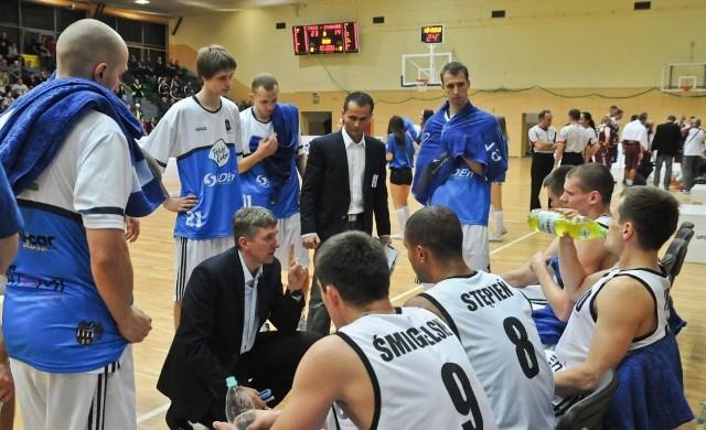 Czy trener Sowiński wprowadzi torunian do Tauron Basket Ligi?