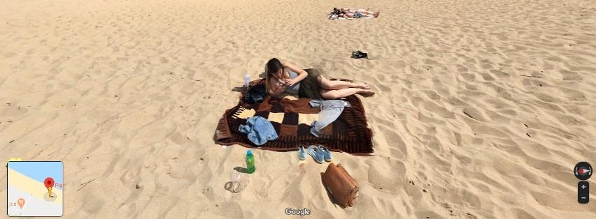 Przed kamerą Google Street View nic się nie ukryje! Dzięki...
