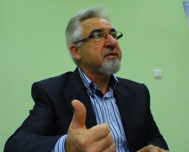 - Czuję się bardzo na siłach - mówi W. Szkondziak, który zapowiada start w najbliższych wyborach.