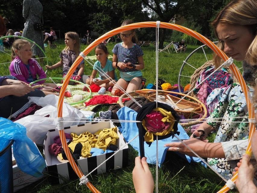 Piknik Muzealny w koszalińskim parku