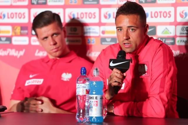 Thiago Cionek (z prawej)
