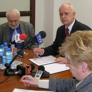 Jest to też jedna z najważniejszych decyzji, jaką przychodzi mi podejmować w tej kadencji - mówił Jarosław Dworzański, marszałek województwa