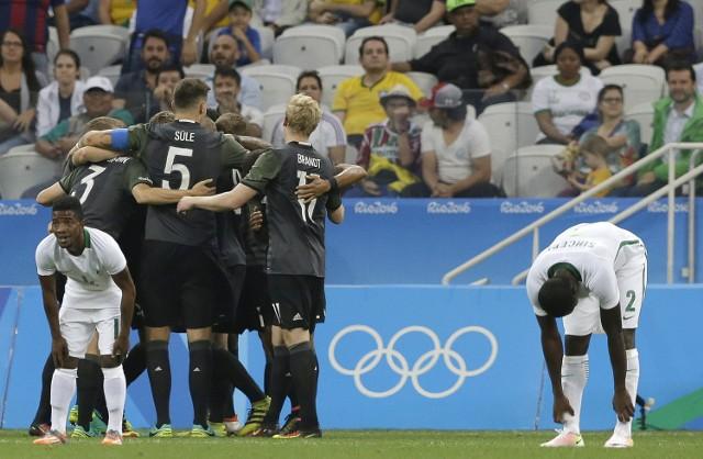Nigeria - Niemcy 0:2