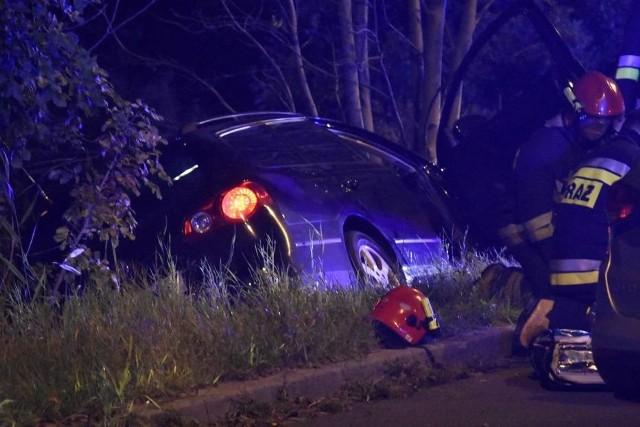 Śmiertelny wypadek w Rybniku. Nie żyje 35-letni kierowca