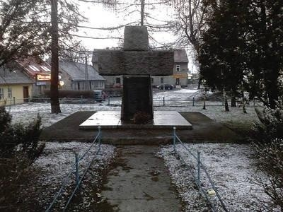 W ramach programu rewitalizacji zostanie odnowiony pomnik oraz zmieni się jego otoczenie Fot. Ewa Tyrpa