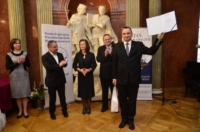 Uroczysta gala i wręczenie statuetek Lodołamacze 2013.