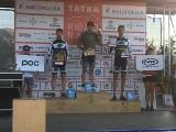 Sukcesy kolarzy Agrochestu Kostrzyn w wyścigu pod Tatrami. Zawodnicy z koniczynką sześć razy stawali na podium